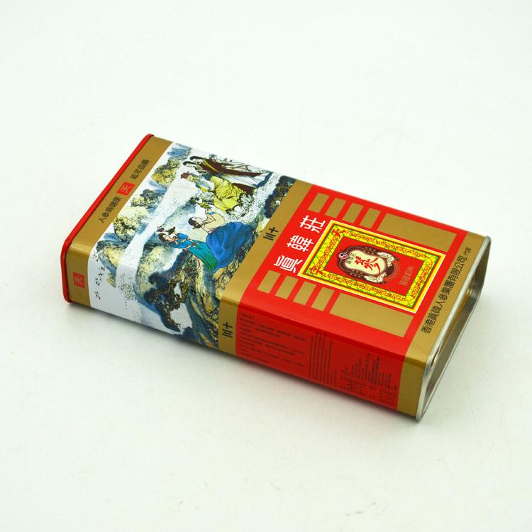 Ginseng flat box
